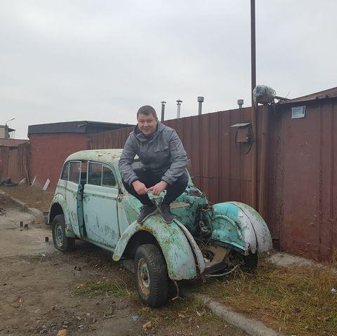 Павел Беспаленко